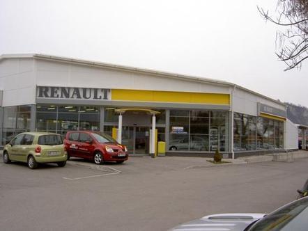 Renault Partner Werkstätte