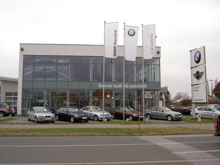 BMW Partner Werkstätte