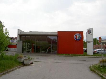 Alfa - Fiat Partnerwerkstätte