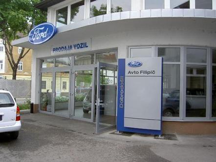 Unsere Ford Partnerwerkstätte